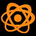 Atom_orange
