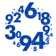 Numbers_002_blue