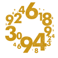 Numbers_002_mustard