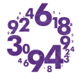 numbers_002_purple