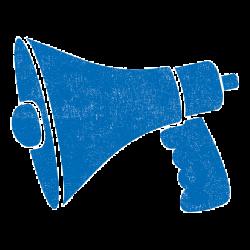 megaphone_blue