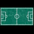 football pitch emerald