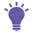 lightbulb_on icon_lavender