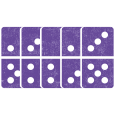 domino - multiple_lavendar